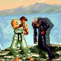 Гра Класичний вуличний боєць: грай безкоштовно онлайн!!
