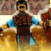 Гра Бійки з кров'ю: Гладіатори!!