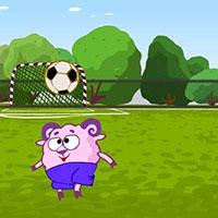 Гра Смішарики Футбол