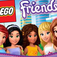 Гра Одягалка Лего Френдс: грай безкоштовно онлайн!!