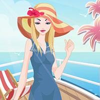 Гра Одягалка: Модний тиждень на яхті