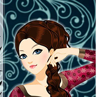 Гра Одягалка: Східний макіяж