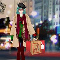 Гра Одягалка: Зимова мода