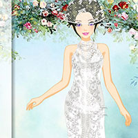 Гра Одягалка: Весільні сукні