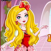 Гра Перукарня для принцес