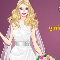 Гра Барбі - наречена: грати онлайн безкоштовно!