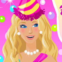 Гра Барбі: Вечірка на день народження