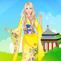Гра Барбі в Японії