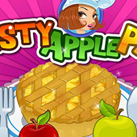 Гра Готуємо їжу: Яблучний пиріг!