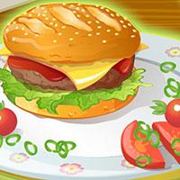 Гра Готуємо смачний бургер: грай безкоштовно онлайн!!