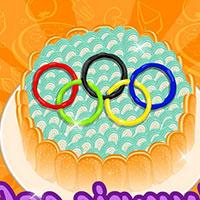 Гра Готуємо їжу: Олімпійський пиріг!