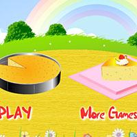 Гра Готуємо чізкейк: вчимося готувати онлайн!