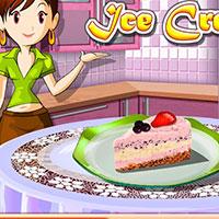 Гра Готуємо їжу: Торт з морозивом!