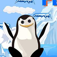 Гра Бродилки: Пінгвін добирається додому