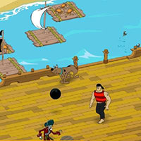Гра Скубі Ду 2 : Втеча з корабля