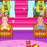 Гра Догляд за кількома малюками