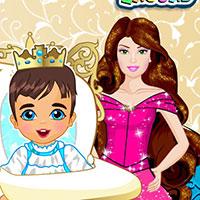 Гра Догляд за малюком - принцом