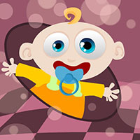 Гра Догляд за малюками: Щаслива дитина