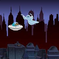 Гра Скубі Ду літає на космічному кораблі