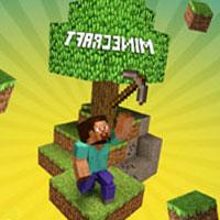 Гра Майнкрафт 3д: Час крафтить!