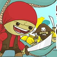 Гра Піратські розбирання на палубі