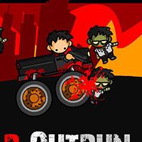 Гра Радіоактивні гонки з зомбі