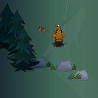 Гра Скубі Ду: З гори на колоді