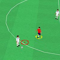 Гра Футбол: грати онлайн з друзями!