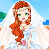 Гра для дівчаток: Весільна сукня