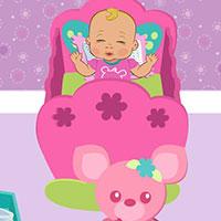 Гра для дівчаток: няня для дитини