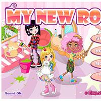 Гра для дівчаток: Моя нова кімната