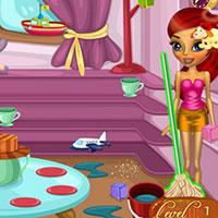 Гра Подружки збираються в кімнаті: грай безкоштовно онлайн!