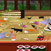 Гра Прибирання в сушибарі: грай безкоштовно онлайн!