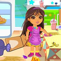 Гра Прибирання після вечірки: грай безкоштовно онлайн!