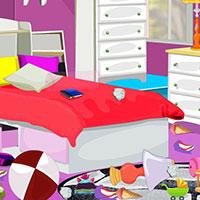 Гра Прибирання в дитячій: Щоденні турботи!