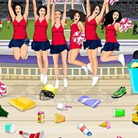Гра Прибирання у групі підтримки: грай безкоштовно онлайн!