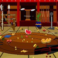 Гра Прибирання в будинку Ніндзя: грай безкоштовно онлайн!