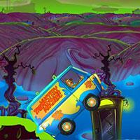 Гра Скубі Ду і реактивний автобус