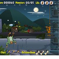 Гра Скубі Ду 3 : Атака Зомбі