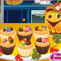 Гра Кулінарія: Солодкі кекси