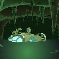 Гра Скубі Ду 5 : Підводні таємниці