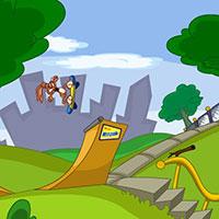 Гра Пригоди Несквика: Подорож Квікі!