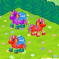 Гра Світ поні: грати безкоштовно онлайн!