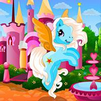 Гра Конячки поні: знайди відмінності