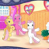 Гра Поні танцюють: грати безкоштовно онлайн!