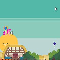 Гра Поні збирає кулі