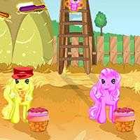 Гра Догляд за Поні: грати онлайн безкоштовно!