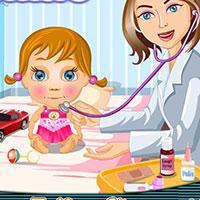 Гра Лікарня для малюків: грай безкоштовно онлайн!