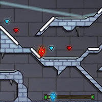 Гра Вогонь і Вода 3: в Крижаному Храмі