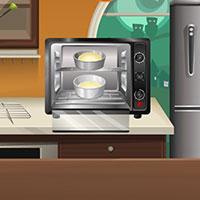 Гра Кухня Сари: Торт-сова